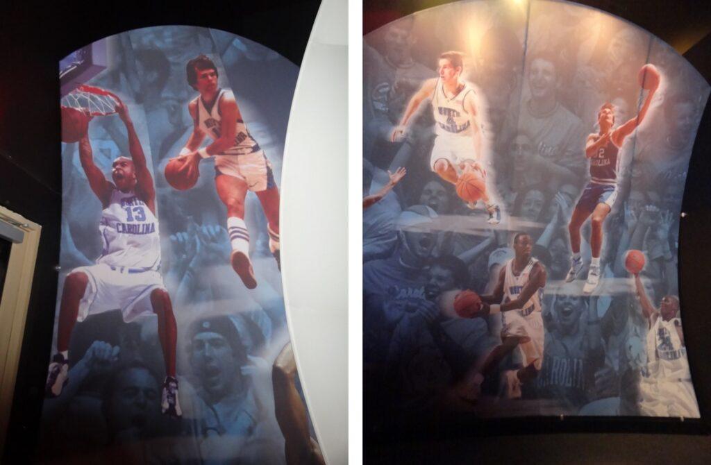 Carolina Basketball Museum Short Movie