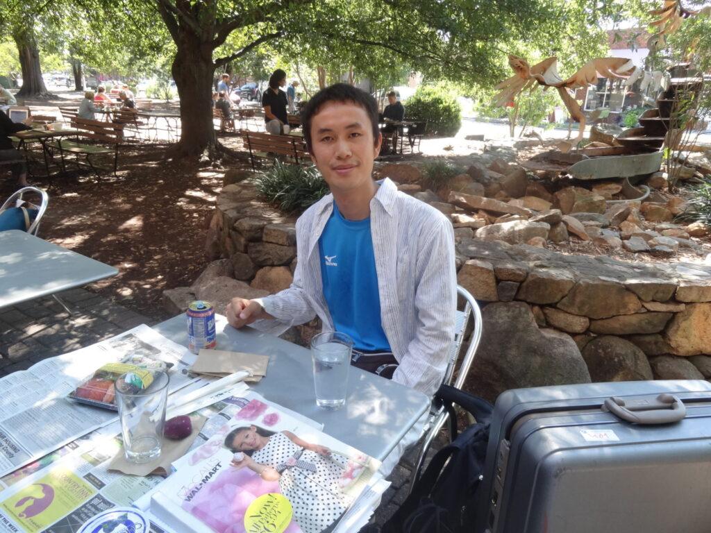 Meeting Day Hiroyuki Chishiro