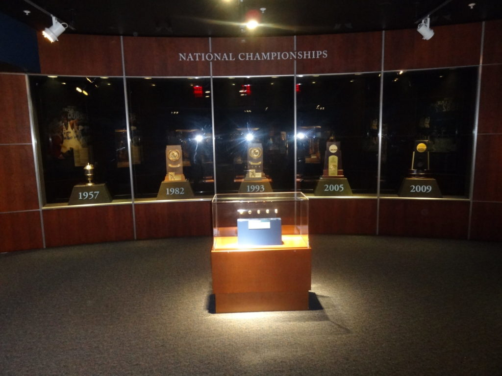 NCAA National Championships Trophee