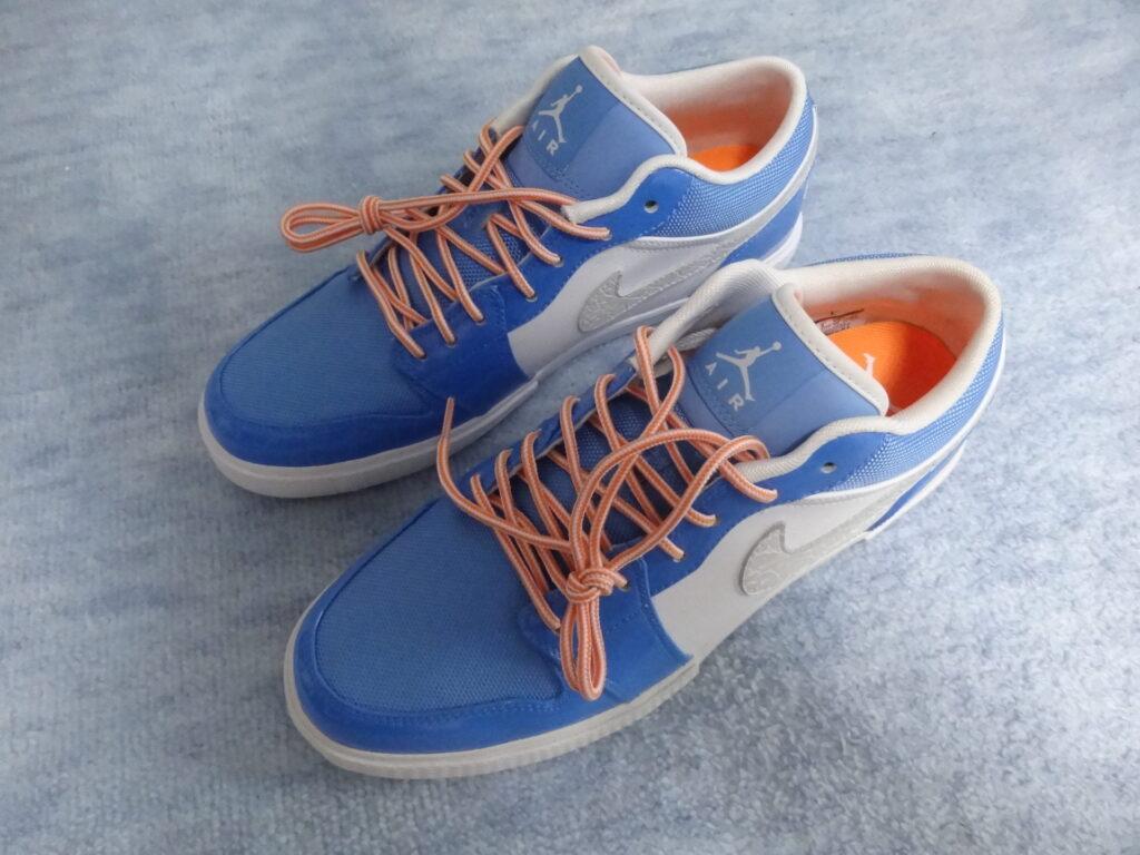 Air Jordan 1 White/University Blue