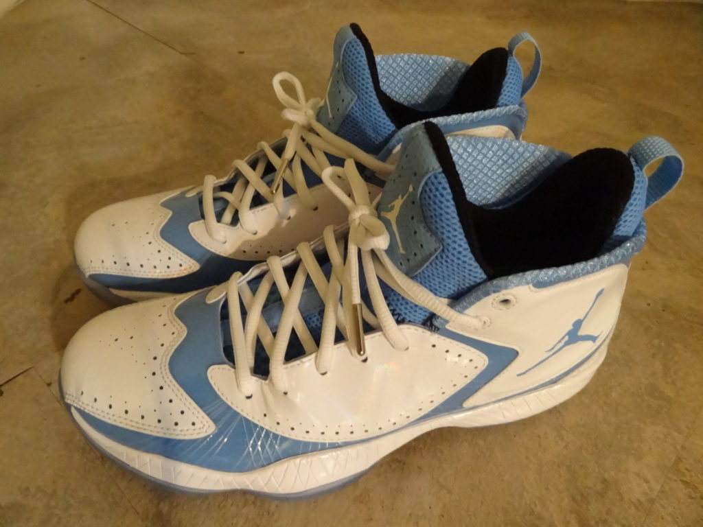 Air Jordan 2012 Carolina Blue