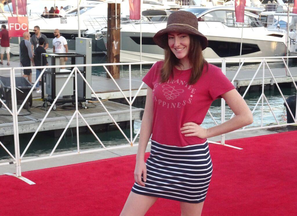 Tee Skirt Dress