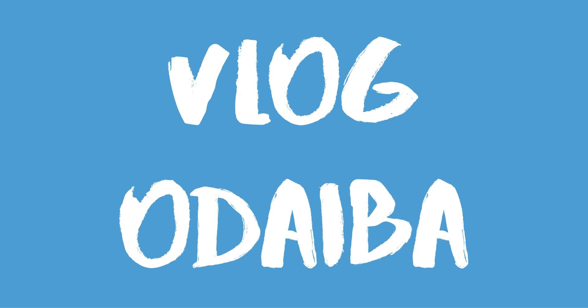 [Vlog] お台場 / Odaiba