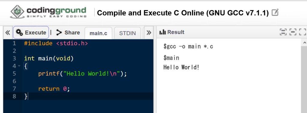 Coding Ground