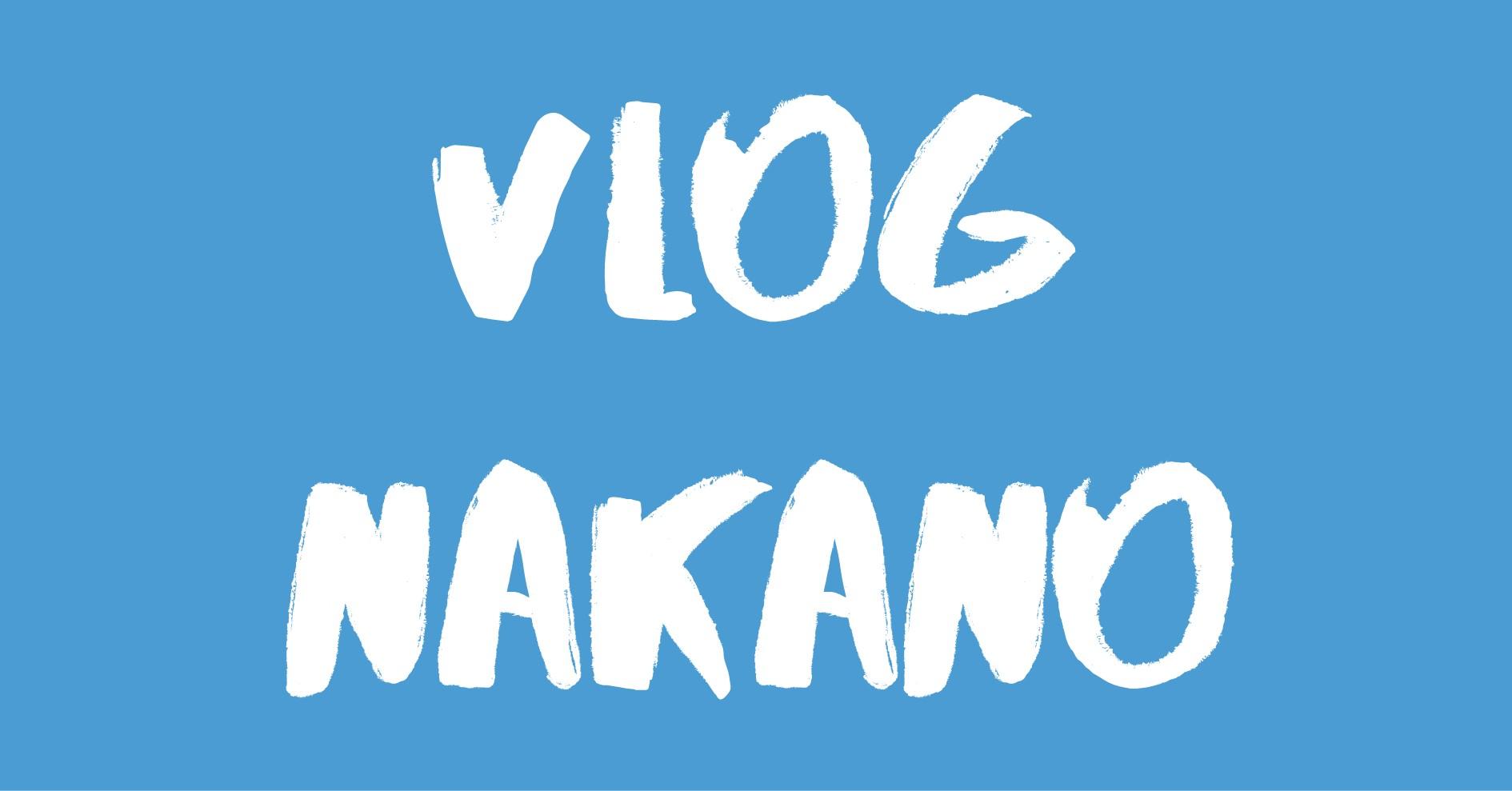 [Vlog] 中野 / Nakano