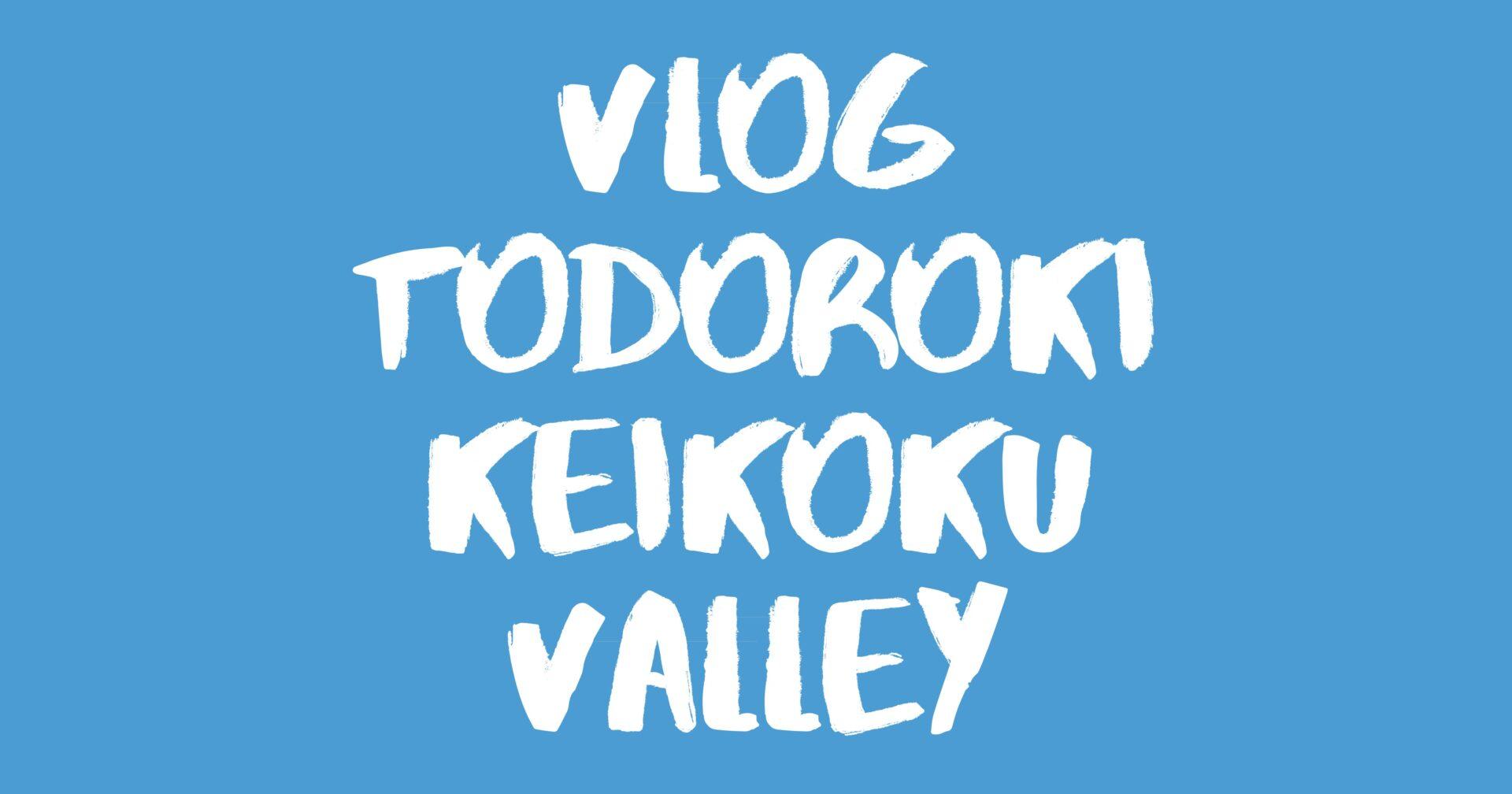 [Vlog] 等々力渓谷 / Todoroki Keikoku Valley